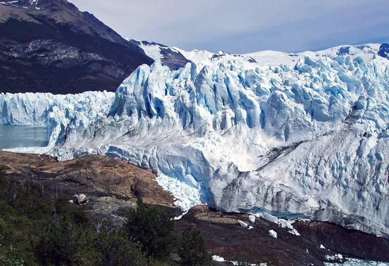 Ледник в Перито Морено