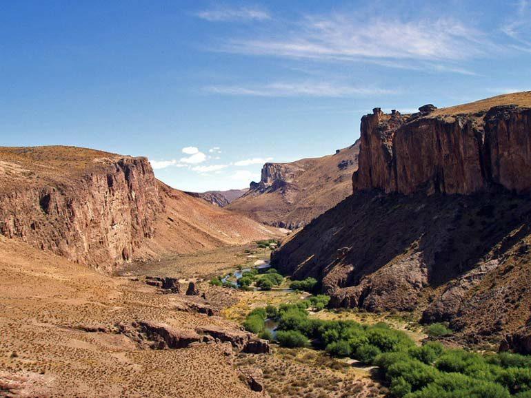 Долина Куэва Манос